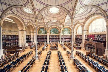 Il fascino e le differenze tra le più belle librerie d' Europa