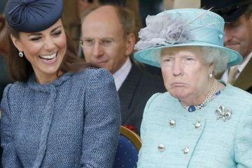 Lunga vita alla regina Trump ovvero come creare un personaggio con Photoshop
