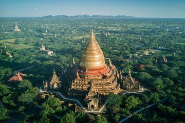 I meravigliosi templi della Birmania