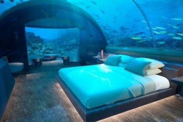 La prima residenza sottomarina al mondo verrà inaugurata in un resort alle Maldive