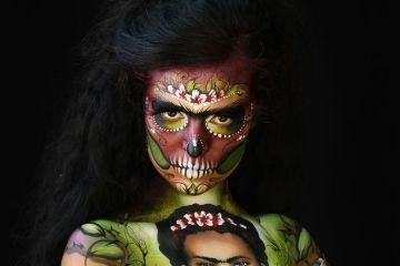 L'incredibile creatività degli artisti partecipanti al World Bodypainting Festival 2018