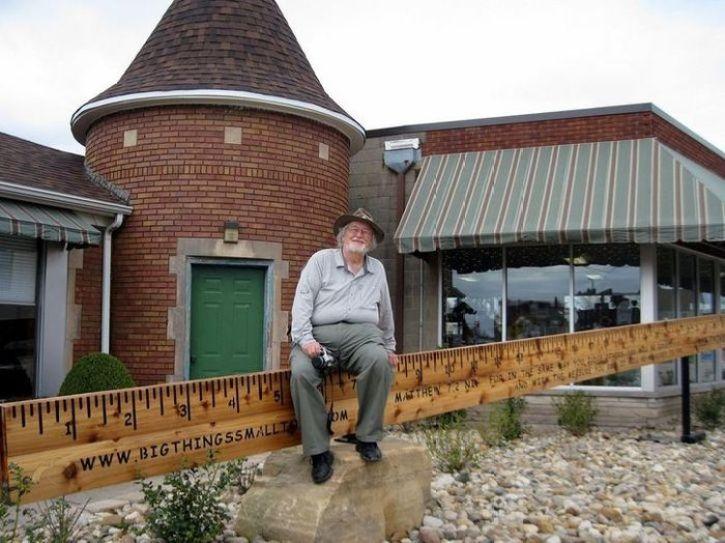 Casey, la piccola città con gli oggetti giganti Guinness dei primati