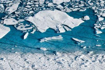 Gli impressionanti effetti del riscaldamento globale in Groenlandia