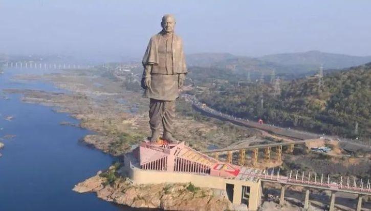 Statue of Unity la statua più alta del mondo
