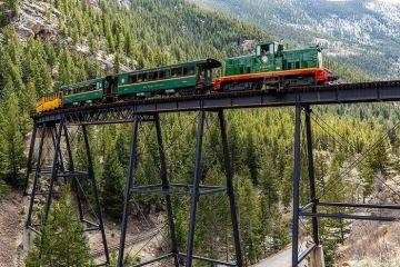 10 Tra le più incredibili e pericolose ferrovie al mondo