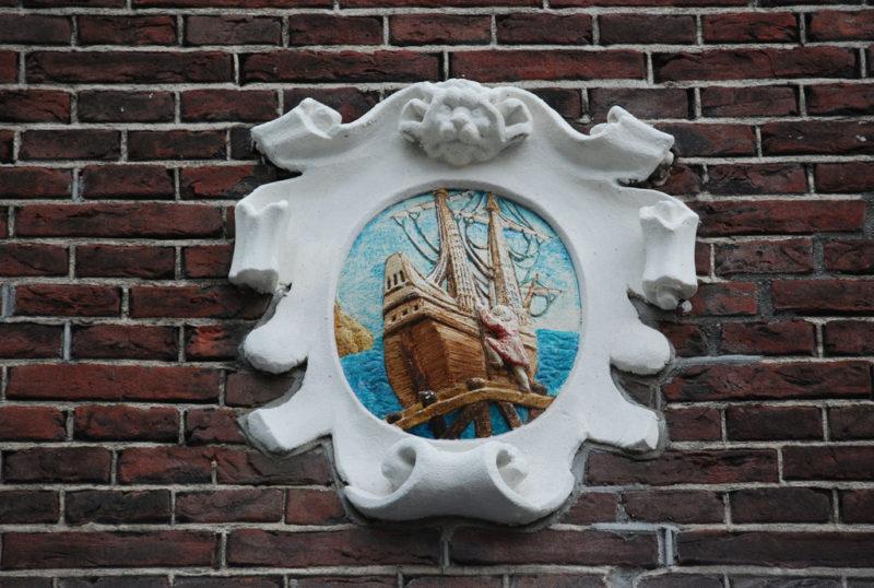 Le curiose Stone Gable di Amsterdam
