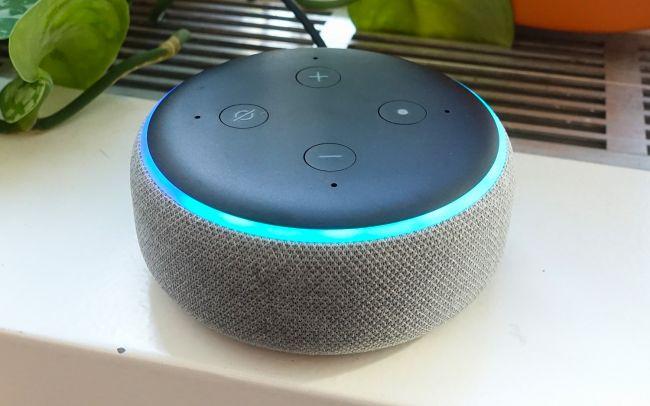 Amazon Echo Dot terza generazione
