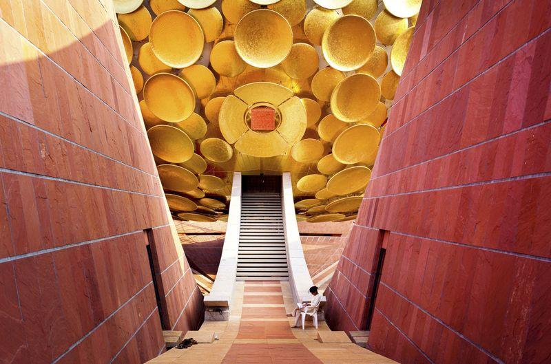 Auroville La città dove si vive senza politica religione e denaro