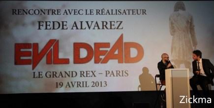 Evil Dead Avp12