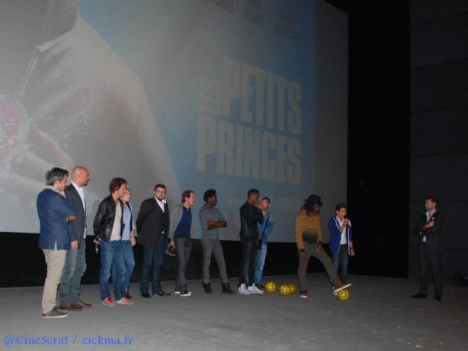 """Avant-première """"Les Petits Princes"""" à Rosny"""