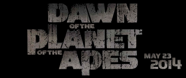 dawn planet of the apes logo