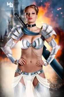 princesse disney warrior