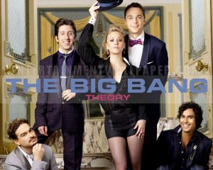 The Big Bang Theory affiche