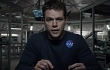 Matt Damon Seul sur Mars