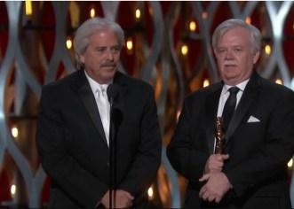 Oscars 2015 Meilleur montage son2