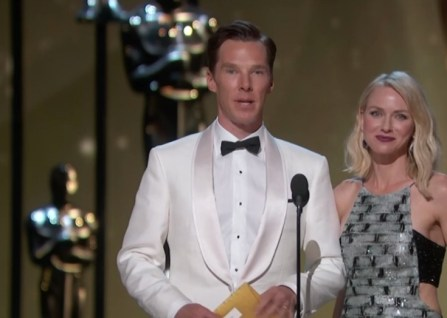 Oscars 2015 Meilleur montage1