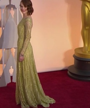Oscars 2015 Tapis Rouge70