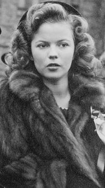 Shirley Temple en 1944