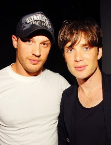 Tom Hardy & Cillian Murphy