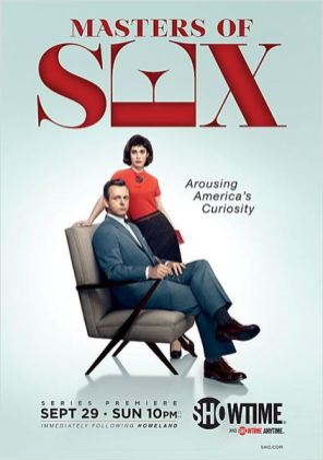 Masters of Sex affiche