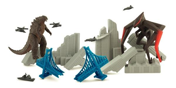 Godzilla jouets2