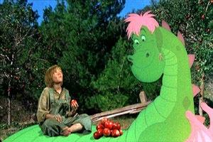 Peter et Elliott le dragon3