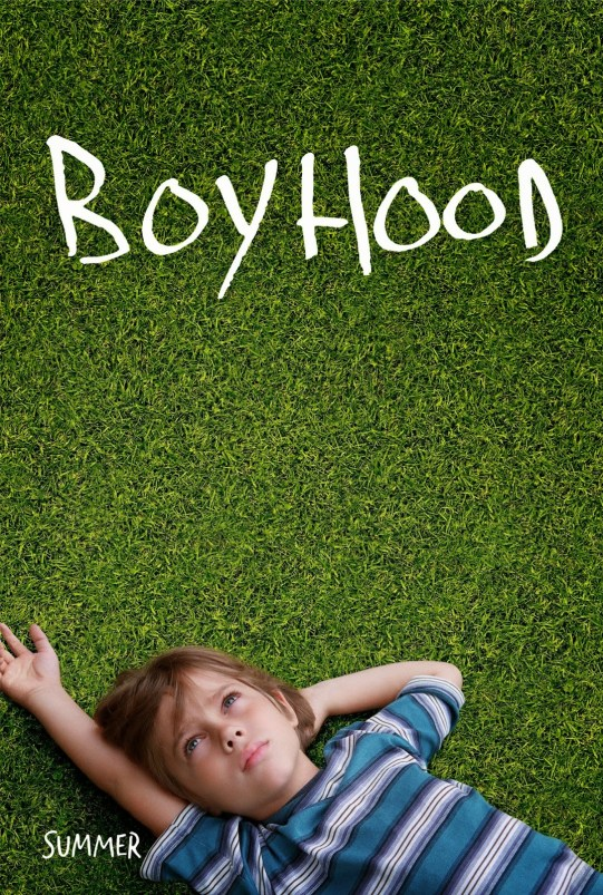 boyhood poster officiel