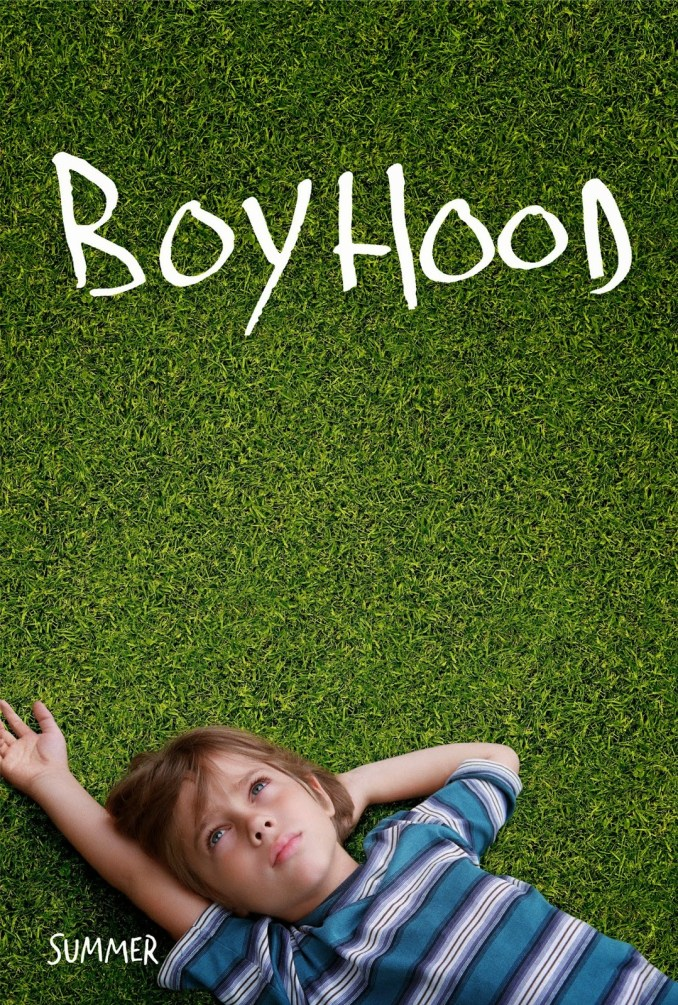 boyhood poster officiel