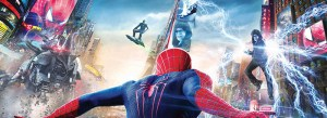 Amazing Spiderman 2 slider