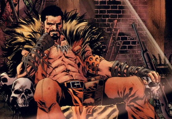 Amazing Spiderman Kraven