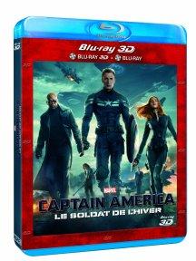 Cap america 2 Blu 3D fr