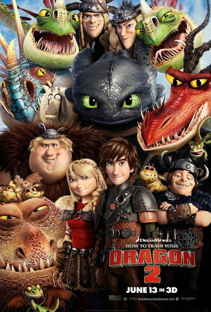 Dragons 2 poster final US