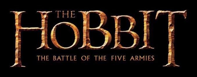 Hobbit 3 nouveau logo