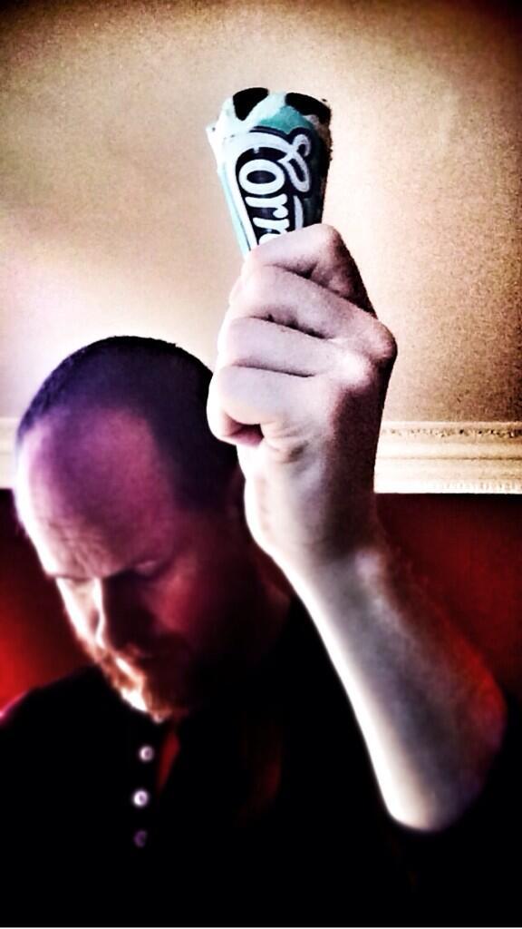 Joss Whedon Cornetto