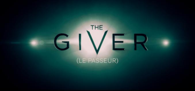 Le passeur the giver affiche