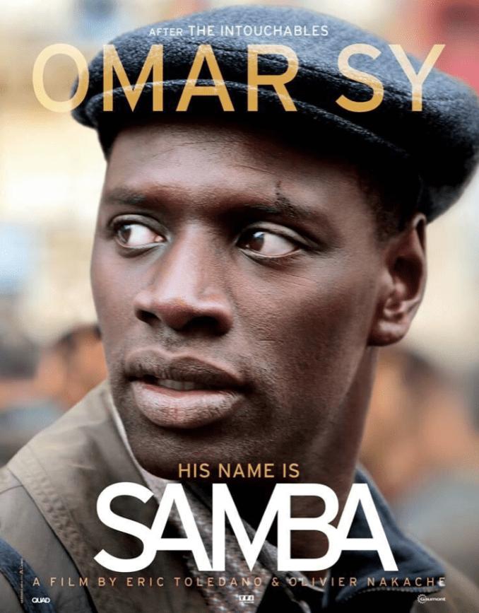 Samba Affiche VO