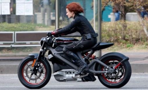 Avengers Harley 1