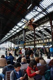 Dragons 2 gare de Paris Lyon22