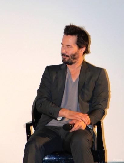 Rencontre avec Keanu Reeves avp 222