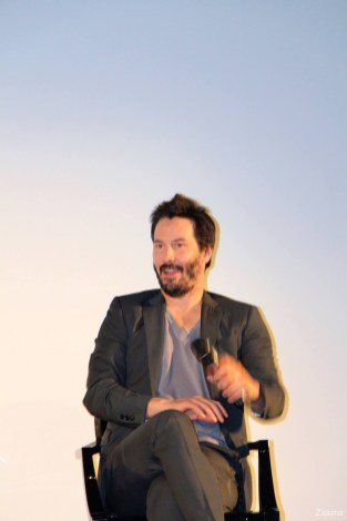 Rencontre avec Keanu Reeves avp 252