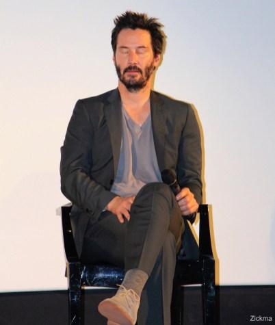Rencontre avec Keanu Reeves avp 272