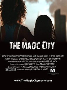 The magic city poster