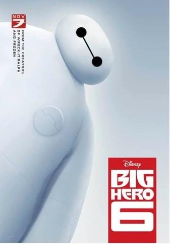 big hero 6 new poster2