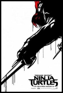 ninja Turtles posters perso US2