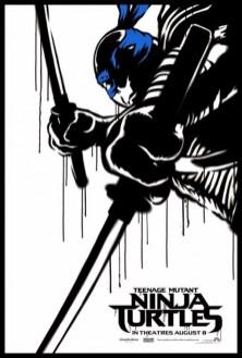 ninja Turtles posters perso US3
