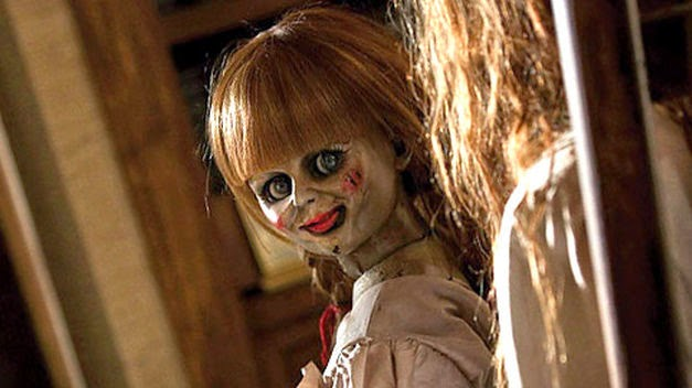 Anabelle conjuring
