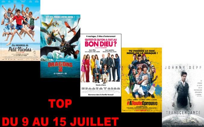 TOP 9 AU 15-7