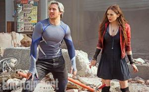 avengers 2- quicksilver scarlett witch