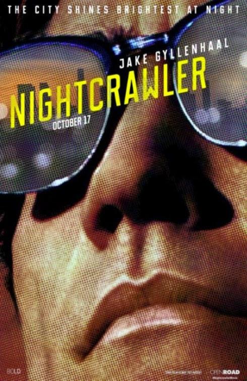 nightcrawler teaser poster