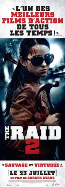 the raid 2 affiches perso3